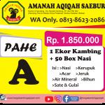 PAHE A (www.hargakambingaqiqah.com)