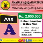 PAS A (www.hargakambingaqiqah.com)