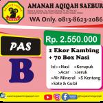 PAS B (www.hargakambingaqiqah.com)