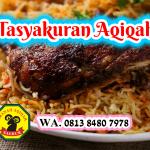 Tasyakuran Aqiqah untuk anak laki laki dan perempuan (www.hargakambingaqiqah.com)